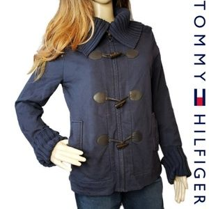 Tommy Hilfiger jacket size Medium with toggles